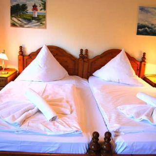 Hotel Heiderose auf Hiddensee - Doppelzimmer 22 - Vitte