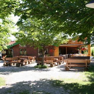 Ferienpark Lauterdörfle - TYP A - Ferienhaus bis 4 Personen, ca. 45qm mit Haustier - Hayingen
