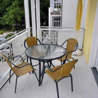 Ferienwohnung Stella di mare - Ferienwohnung 48 m² für max 3 Personen 1. OG - Zinnowitz (Seebad)