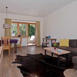 Ferienwohnungen Trinkl - mit Hotelservice - 2-Raum Erdgeschoss - Bad Wiessee