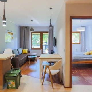 Rezydencja Sienkiewicza II (RSII19,RSII23) - Apartment mit einem Schlafzimmer (RSII 23) - Swinoujscie
